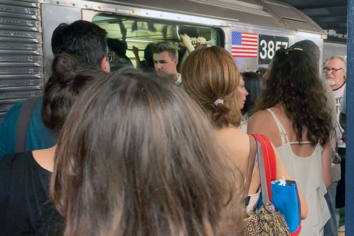 Heatwave Subway Disruptions
