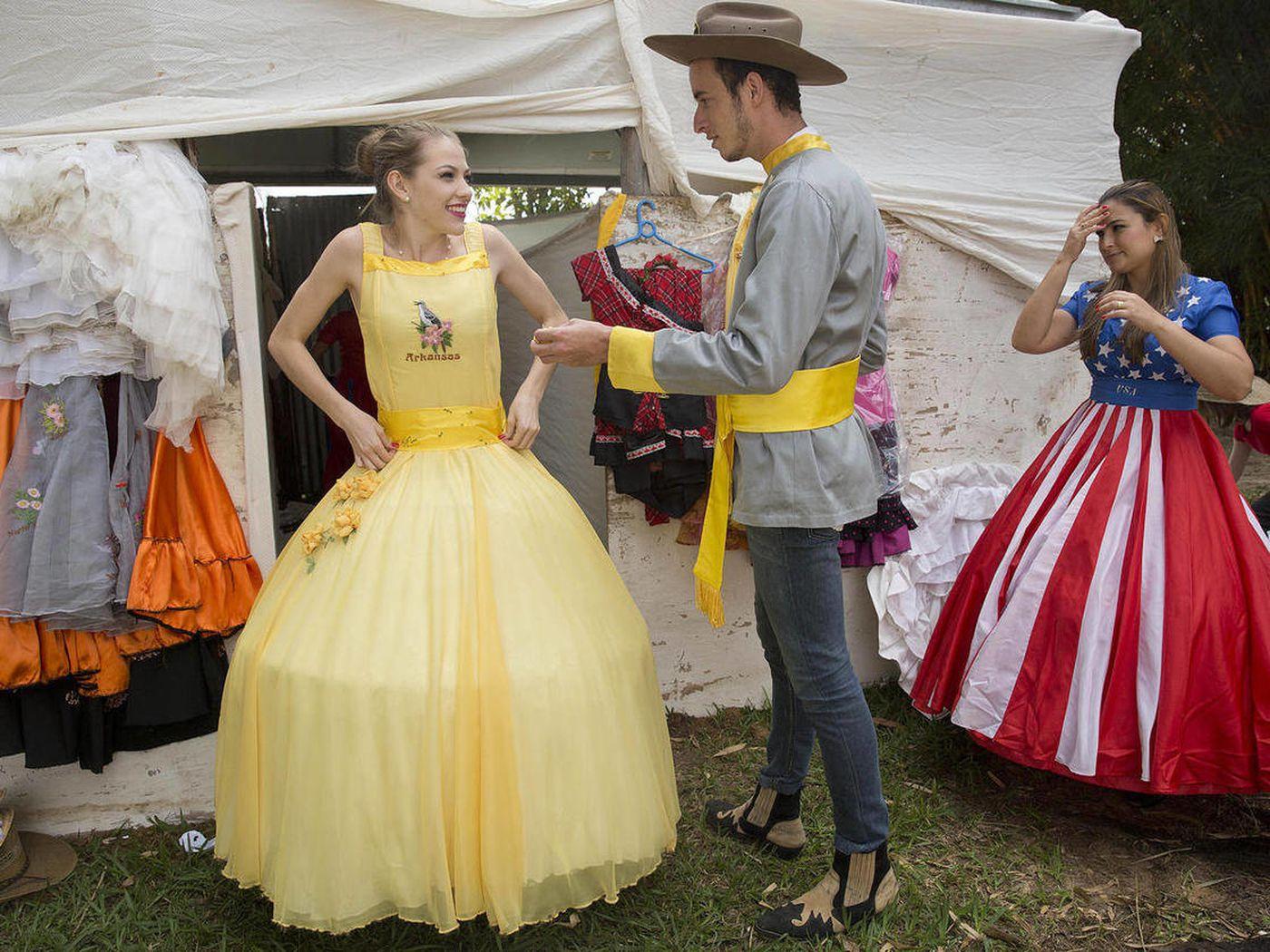American Civil War Commemorated Way Down South Of Dixie Deseret News,Bridal Wedding Reception Dresses