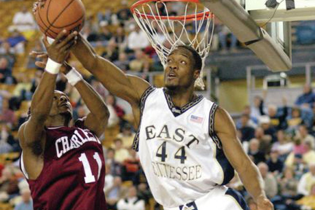 East Tennessee State All-SoCon Forward Zakee Wadood