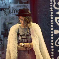 "Kiara Schwartz in a Blaque Market jacket. [Photo via <a href=""http://tobruckave.alphie-eve.com/2013/01/01/flashback2012/"">Tobruck Ave</a>]"
