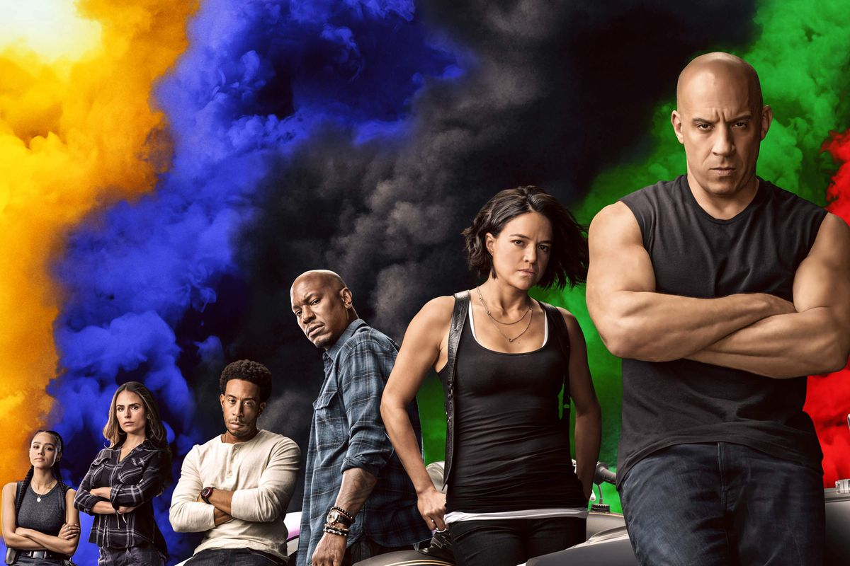 Fast Furious Can T Resist That Joke About Turning It Up To 11 So You Get One Last Movie The Verge