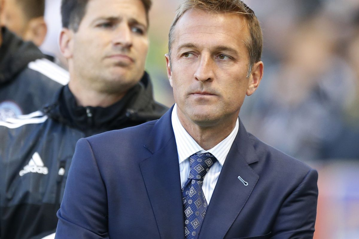 Kreis had been at the club since December 2013 following his succesful run at Real Salt Lake.