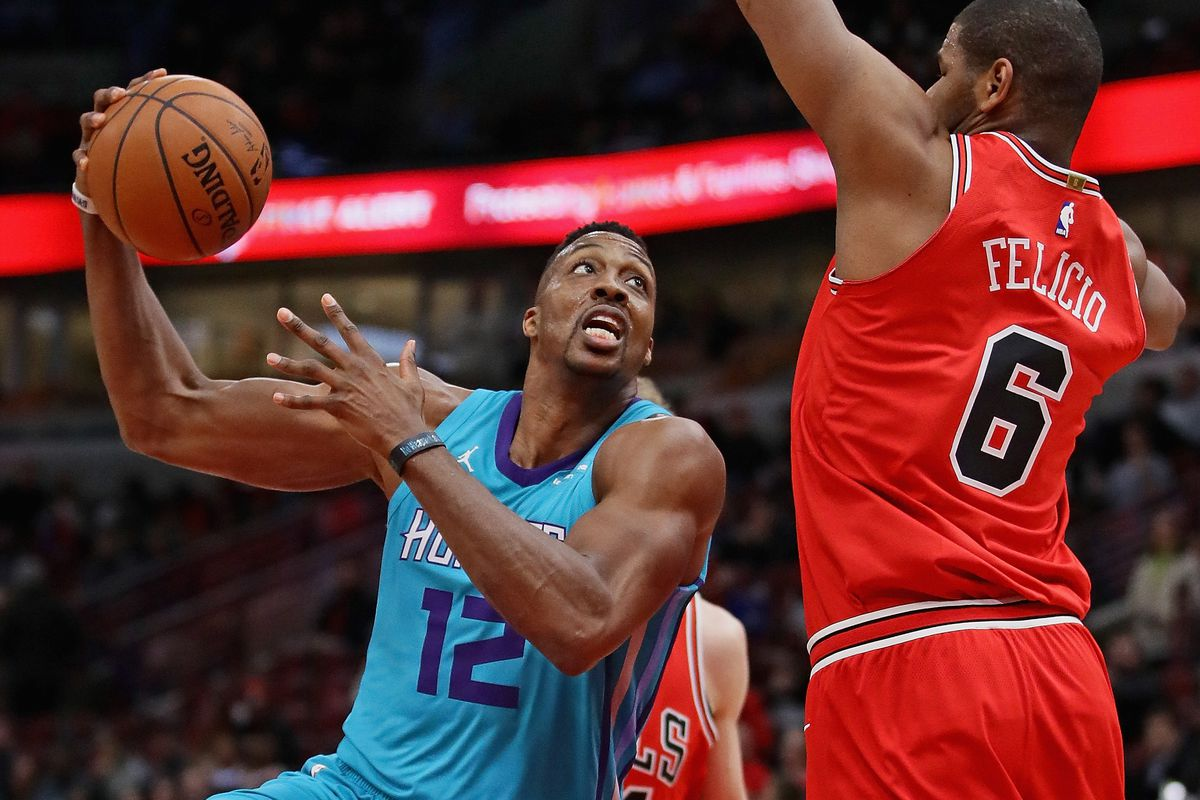 b579a943276 The Hornets upgraded their center position by ridding themselves of Dwight  Howard