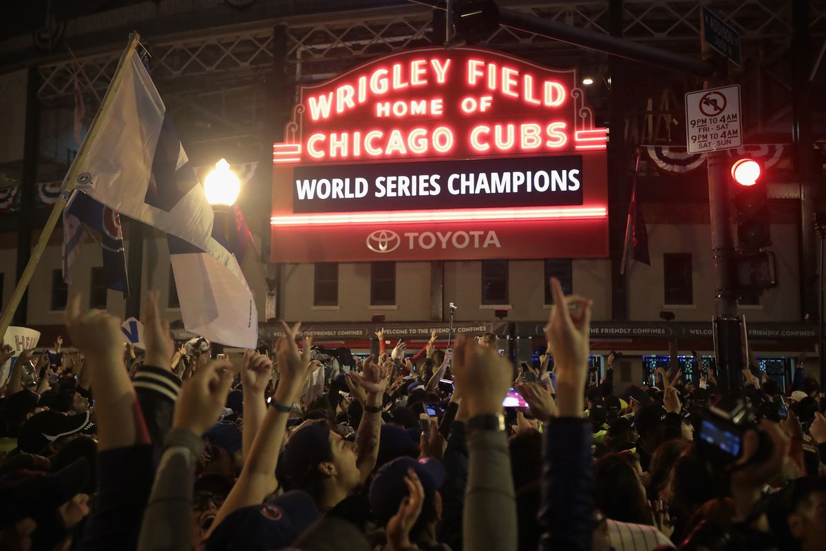 The Cubs finally won the World Series b1273ff8eac4