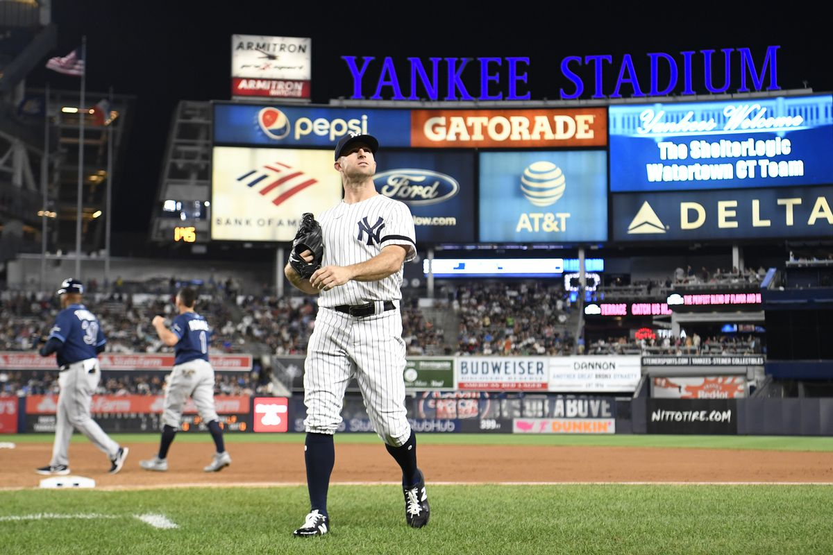 Yankees Home Opener 2020.The Yankees Should Bring Brett Gardner Back In 2020