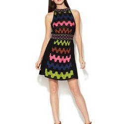 M Missoni high neck printed dress, original retail: $795, Gilt City Warehouse sale price: $80