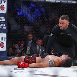 Eduardo Dantas vs Juan Archuleta