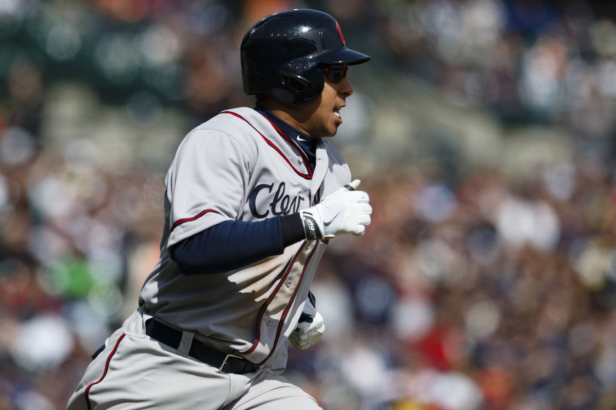 Michael Brantley was one of the few bright spots in yesterday's loss