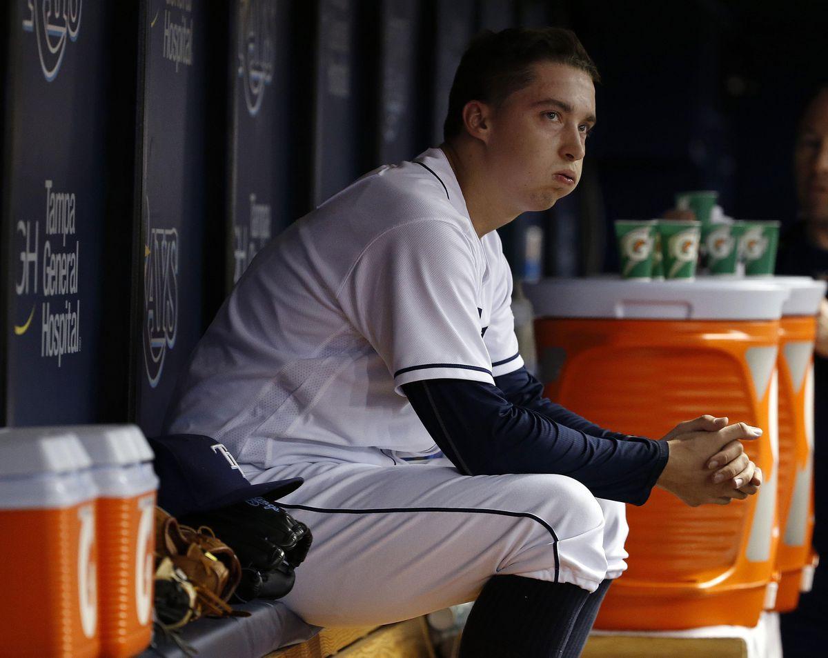 MLB: Toronto Blue Jays at Tampa Bay Rays