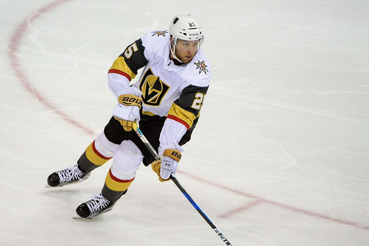 NHL: Preseason-Vegas Golden Knights at Vancouver Canucks