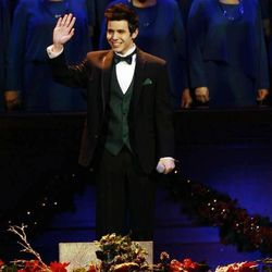 It's been a year since David Archuleta was the featured artist of the Mormon Tabernacle Choir Christmas concert in 2010.