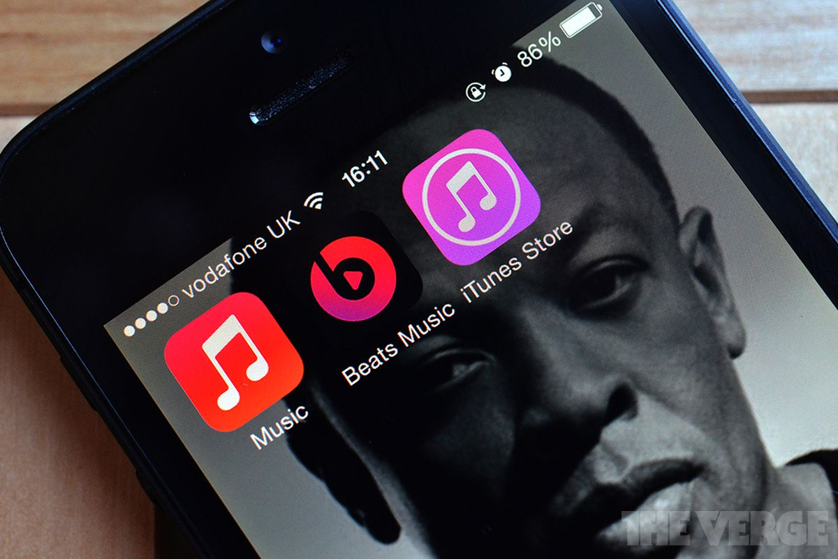 Apple will reportedly give Beats Music a permanent spot on