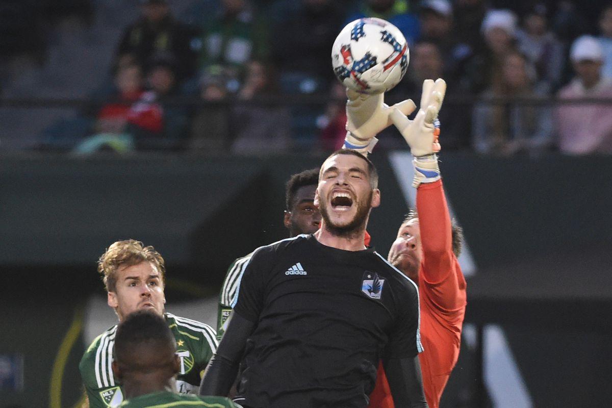 MLS: Portland Timbers vs Minnesota United FC