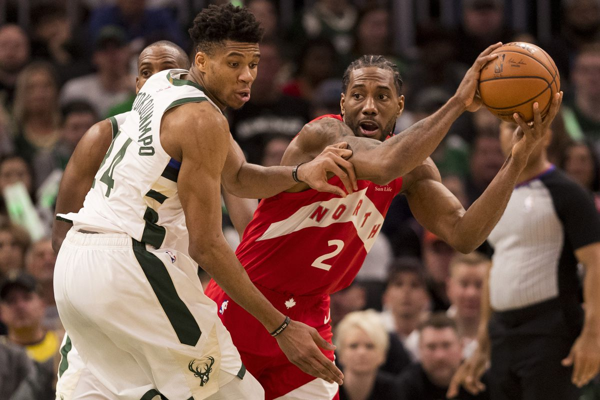 2019 NBA Playoffs: Raptors win Game 5 over the Bucks, 105-99, sit