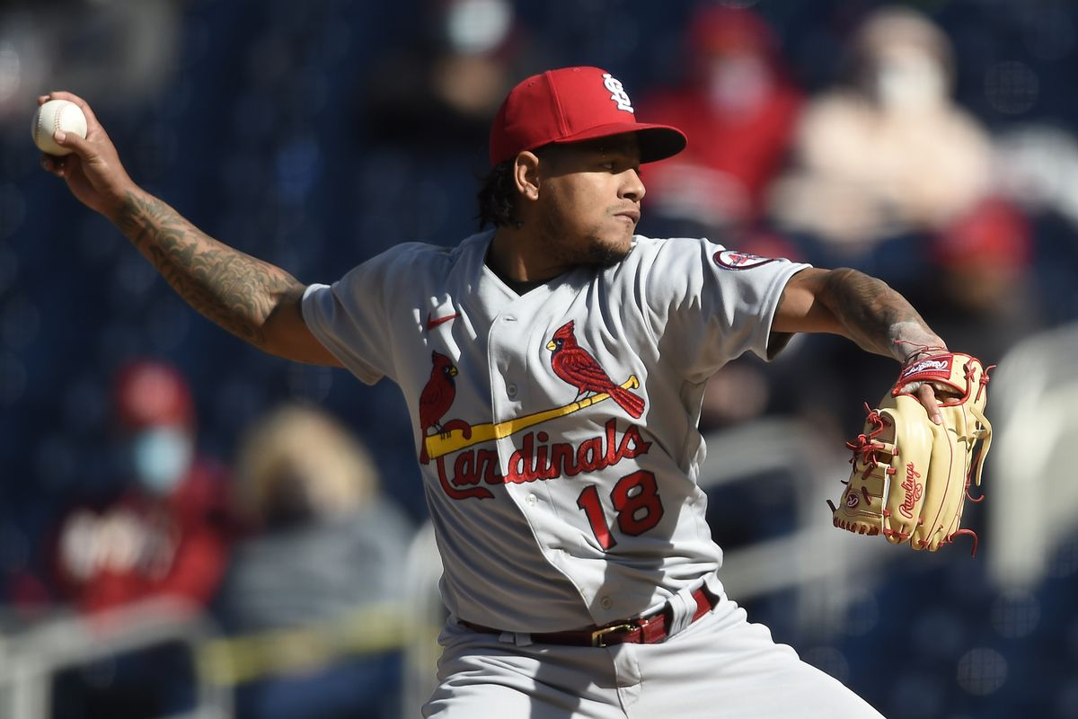 St Louis Cardinals v Washington Nationals