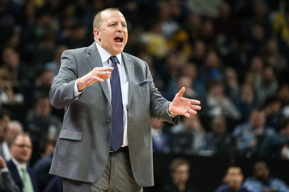 Tom Thibodeau Out As President And Head Coach Of The Timberwolves