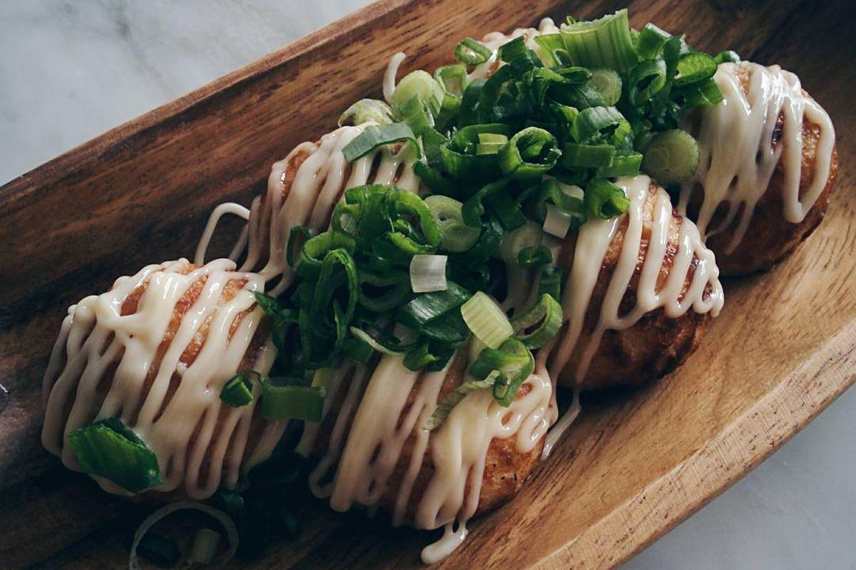Noren's takoyaki