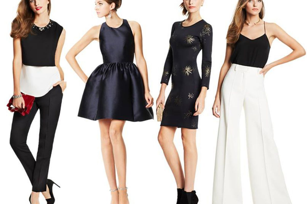 """Some styles to shop now at Bloomingdale's; photo via <a href=""""http://www1.bloomingdales.com/"""">Bloomingdale's</a>/Instagram"""