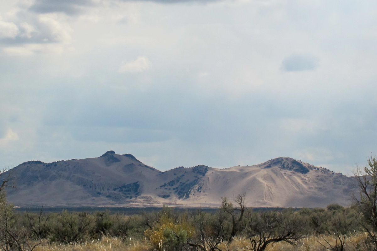 The 700-foot Sand Mountain is the focal point of the 60,000-acre Little Sahara recreation area. The Bureau of Land Management's Little Sahara Recreation Area visitor center will close for the winter Saturday through Feb. 18. While the visitor center is cl