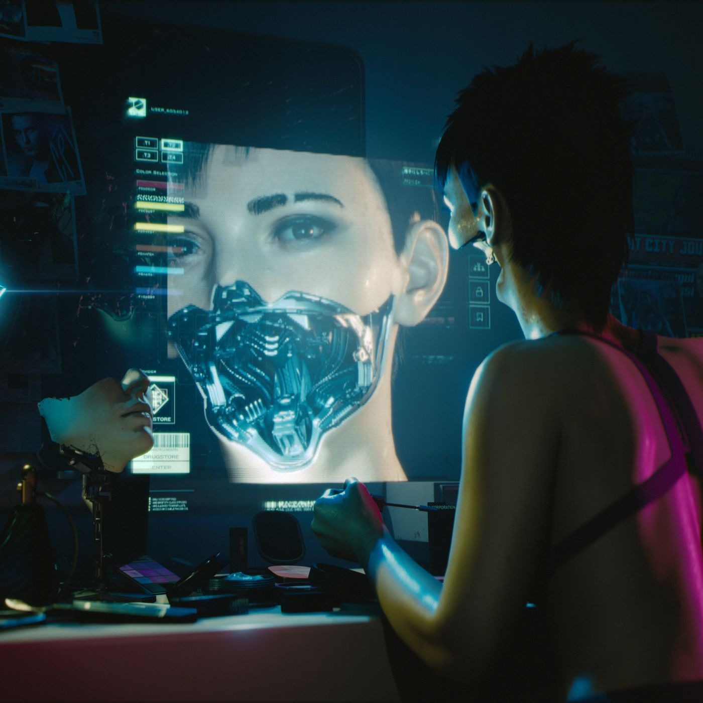 Cyberpunk 2077 will include full nudity for a very important