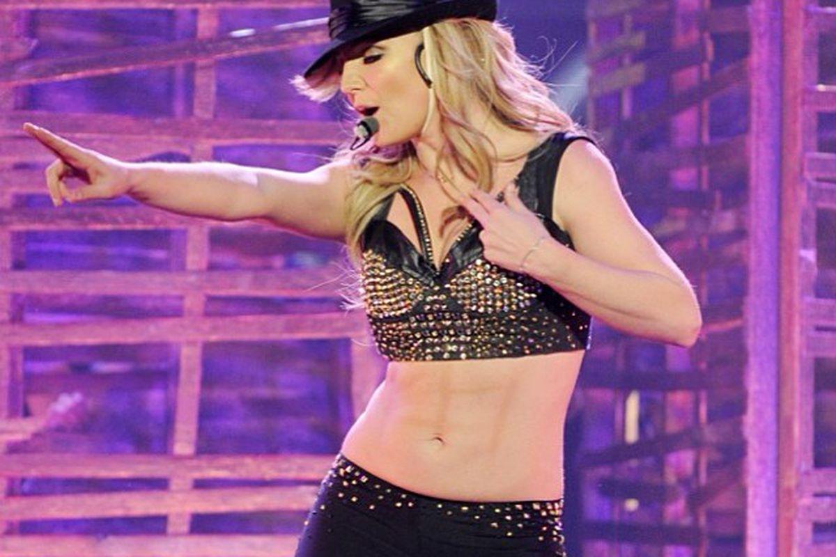 """Photo via Britney Spears/<a href=""""http://instagram.com/p/idNXalm8Cv/#"""">Instagram</a>."""