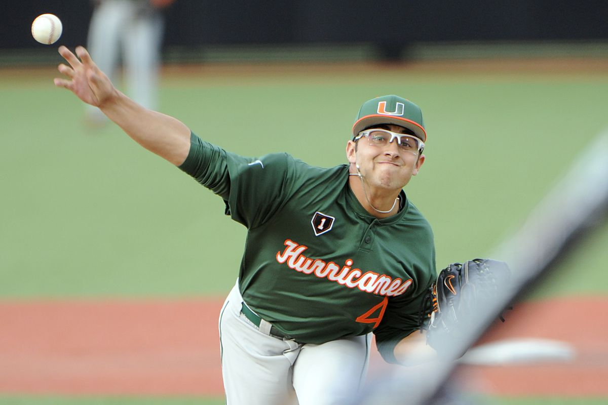Canes Baseball Takes on FSU This Weekend
