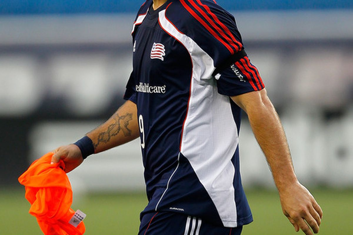 Milton Caraglio and the Revs are looking to the future.