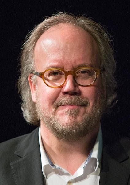 Michael Bodeen, sound designer and composer, and winner of the 2016 Michael Merritt Design Award. (Photoc ourtesy of Mertitt Awards)
