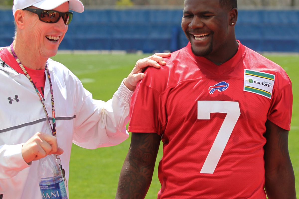 Former Ohio State star Cardale Jones adjusting to life with Bills