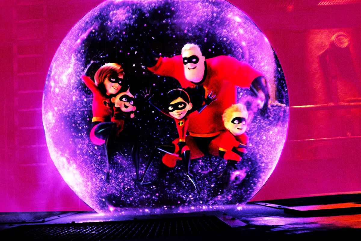 Incredibles 2 Is The Summer S Best Action Movie Here S