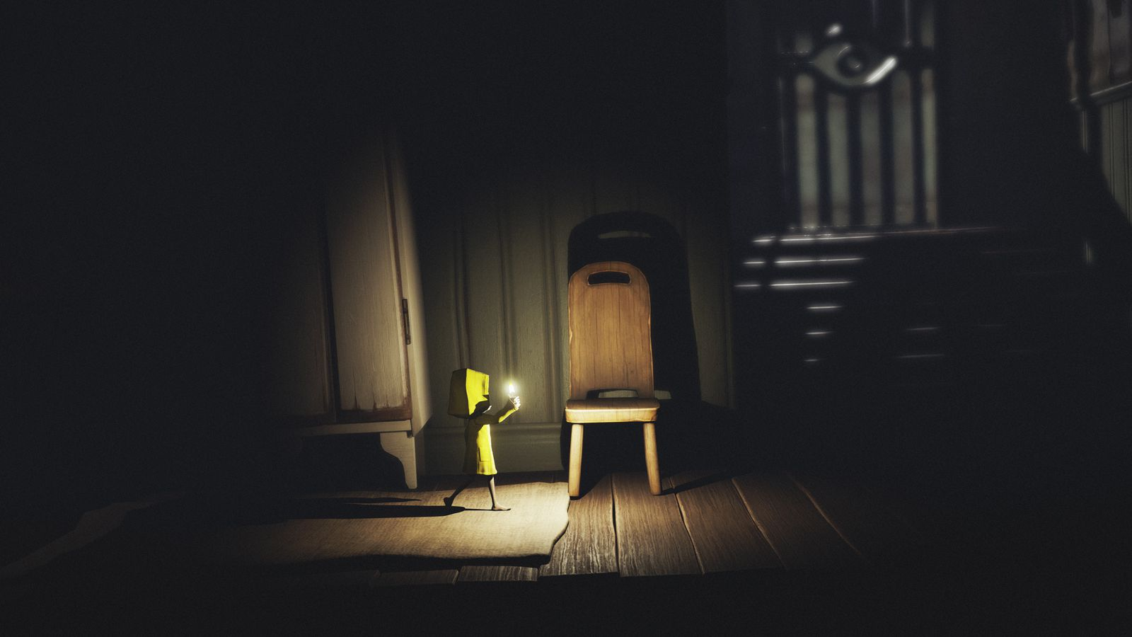 The Terrifying Storybook World Of Little Nightmares The