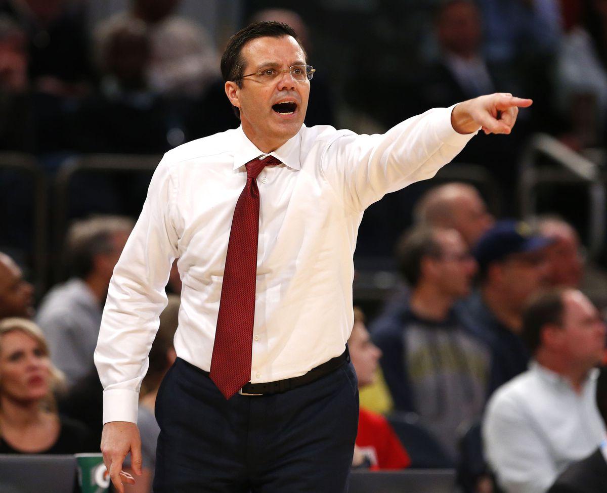NCAA Basketball: Big Ten Conference Tournament-Nebraska vs Michigan