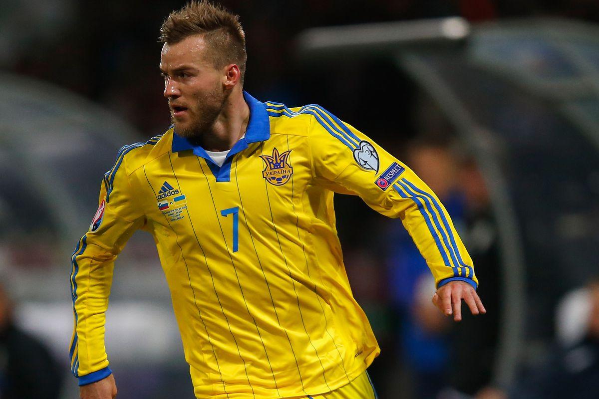 Yarmolenko faces another bid from England.