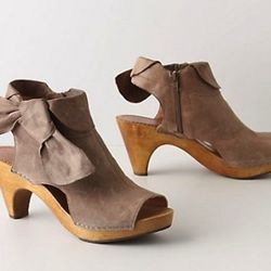 Not quite nude sandals from Anthropologie, $168