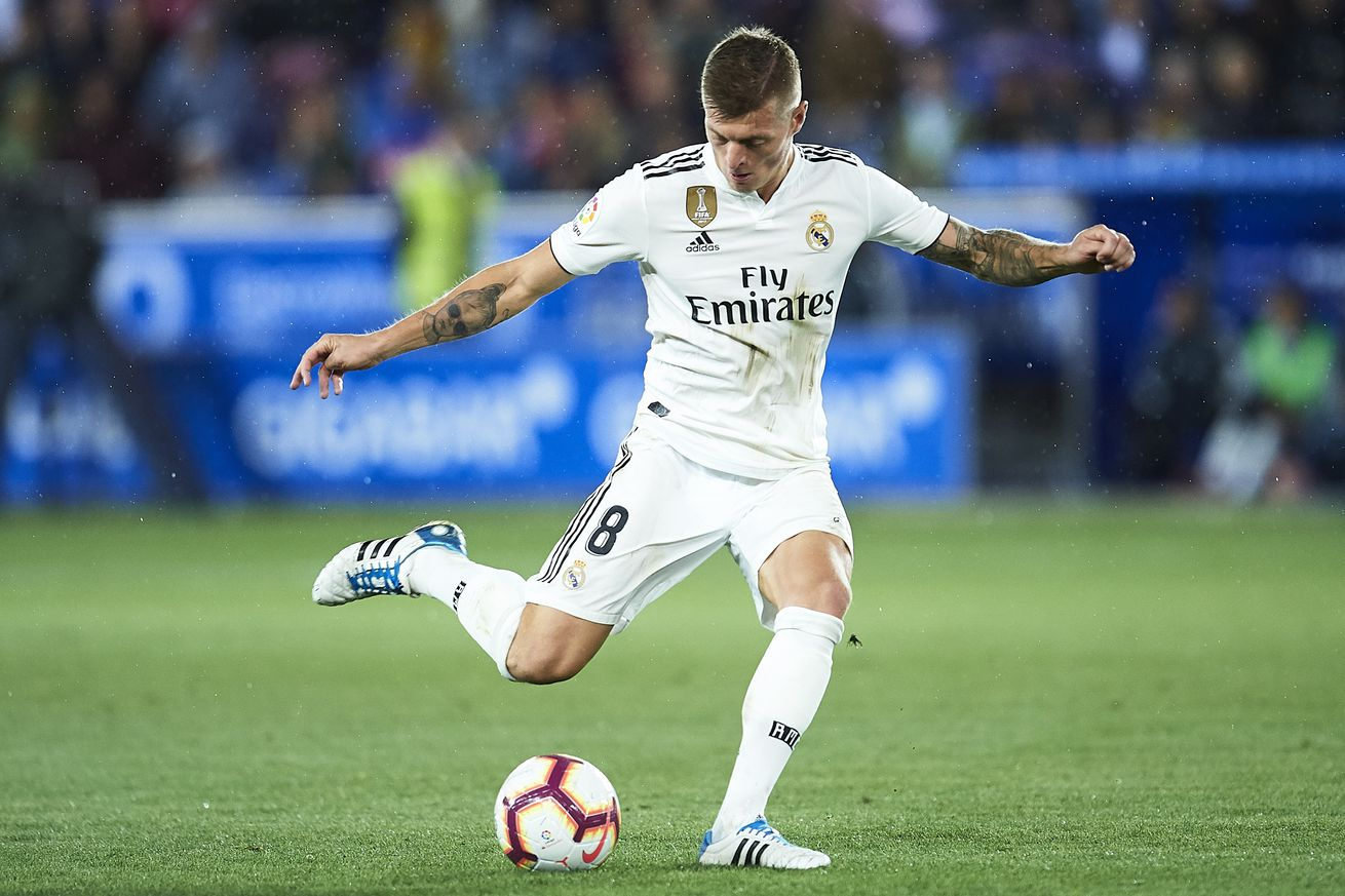 Real Madrid vs. Levante: Match Thread!