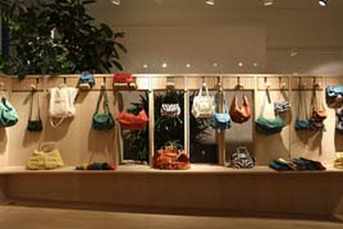 Inside Jerome Dreyfuss S New Store More On Chelsea Market Anthro