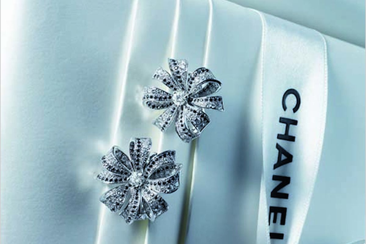 """Wouldn't mind seeing these baubles under the tree. Image via <a href=""""http://fashionista.com/2011/07/chanels-haute-joaillerie-holiday-collection-is-pretty-rad/"""">Fashionista</a>"""