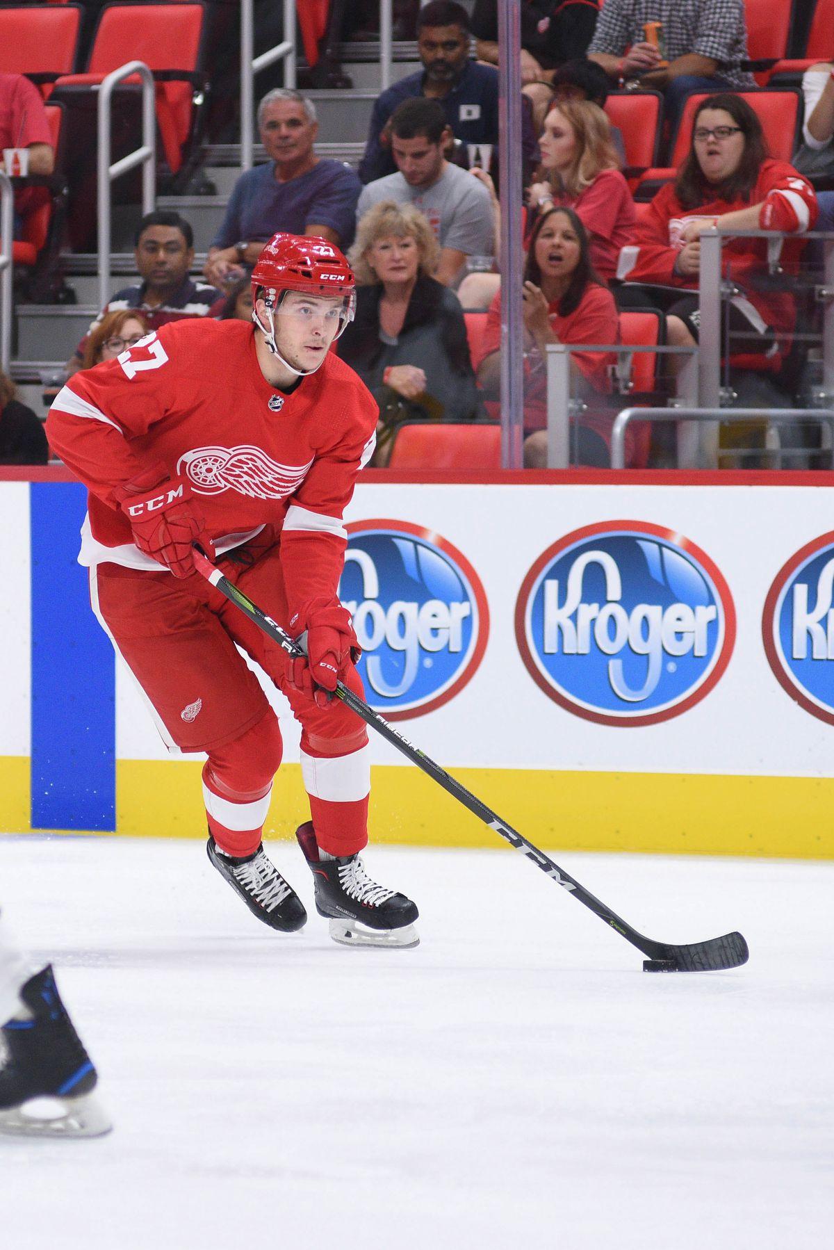 NHL: Preseason-Pittsburgh Penguins at Detroit Red Wings