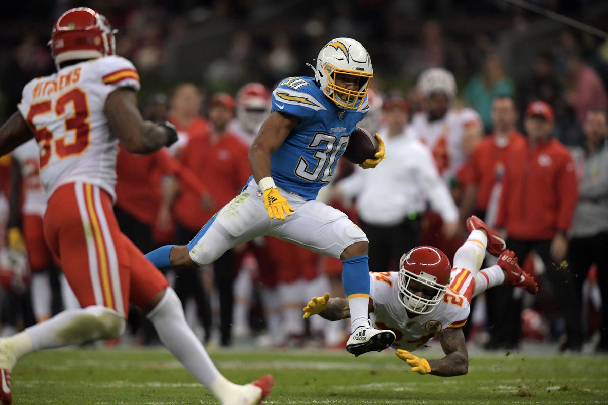 NFL: International Series- Kansas City Chiefs at Los Angeles Chargers