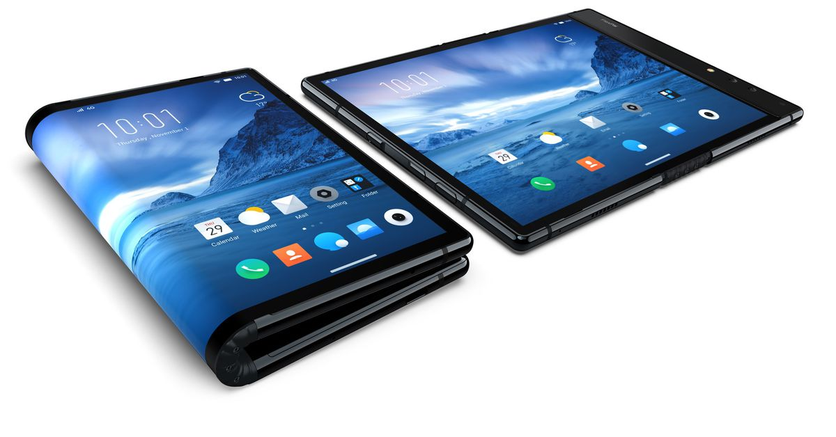 Royole could be the first company to release a foldable smartphone