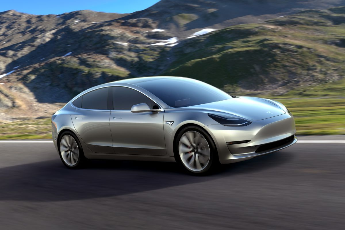 First Production Tesla Model 3 Expected Friday Elon Musk Says