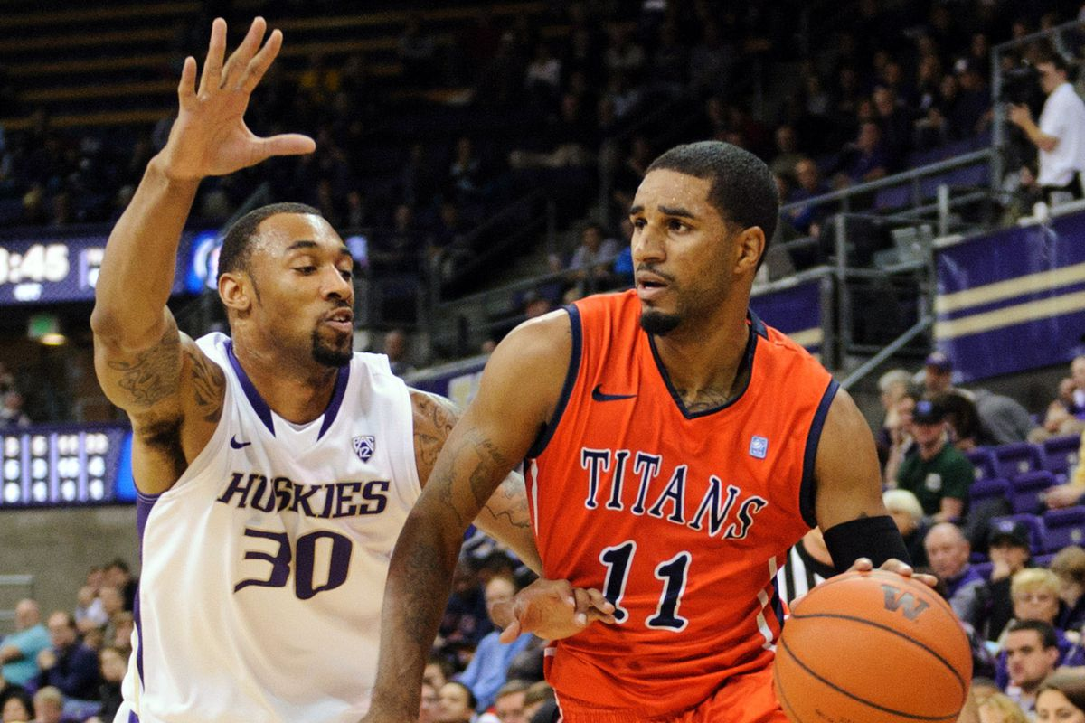 Former Cal State-Fullerton guard D.J. Seeley was the Delaware 87ers' No. 1 pick the 2014 D-League Draft.