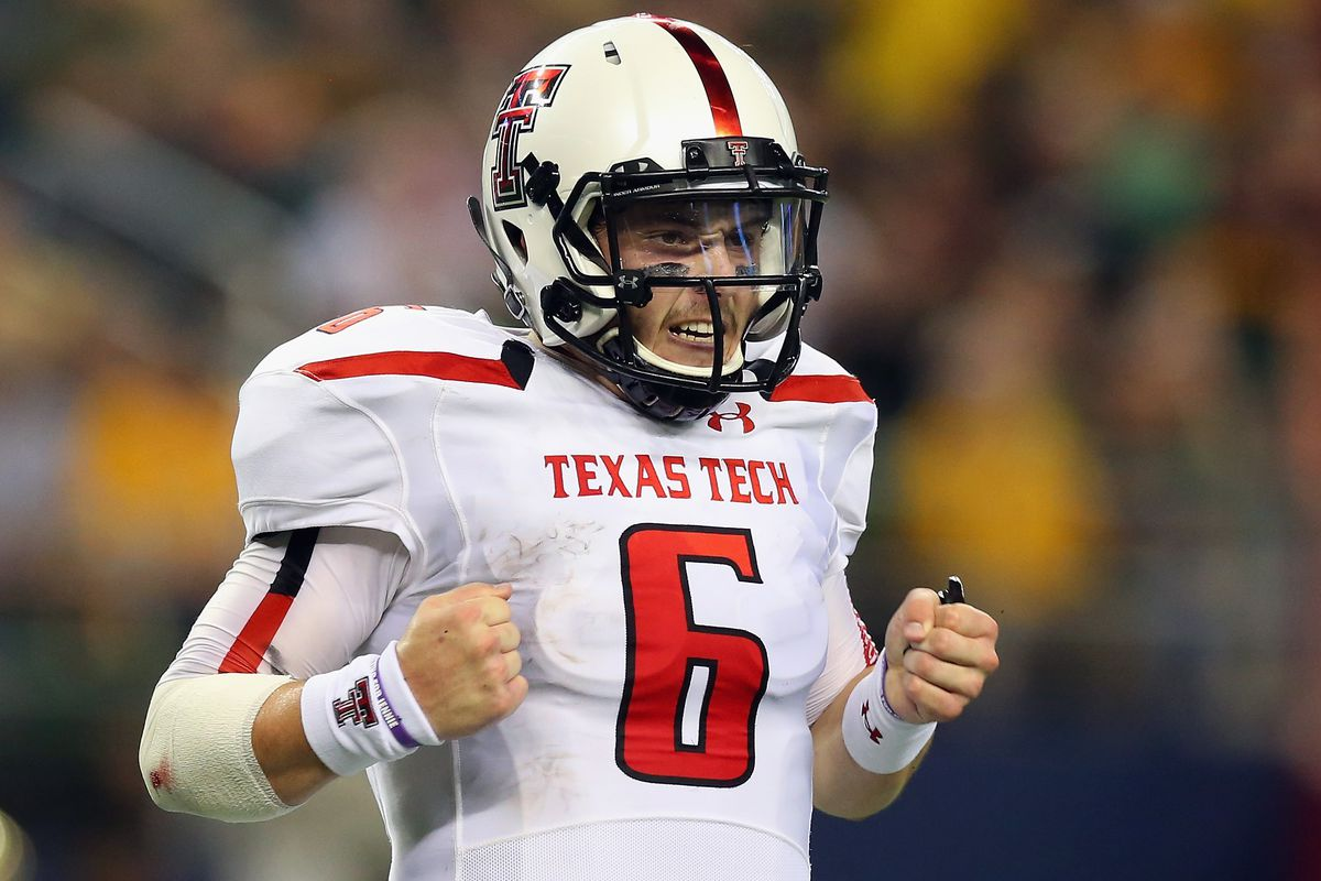 6f034af9cbe Don t Be Too Mean to Baker Mayfield - Viva The Matadors