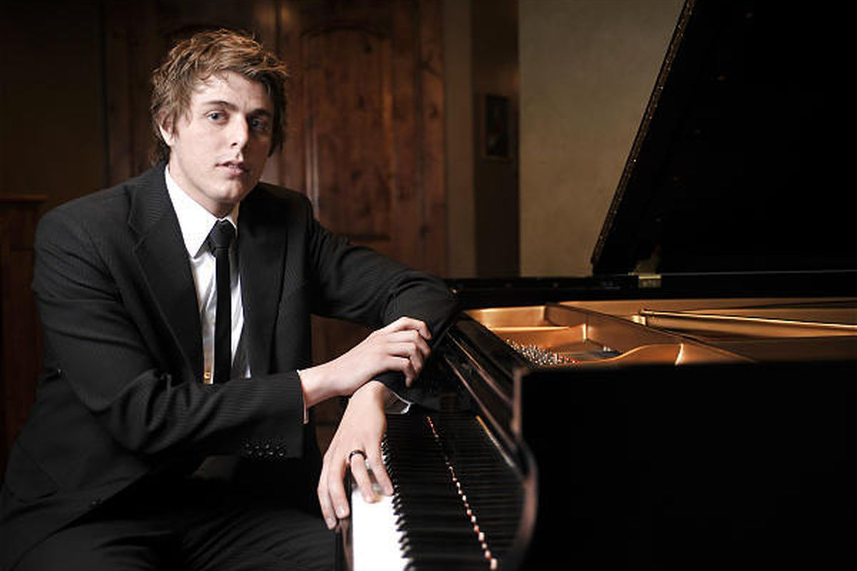 Utah pianist Josh Wright will compete in the Gina Bachauer International Piano Competition as one of five Americans.
