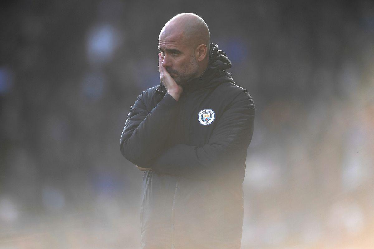 Huddersfield Town v Manchester City - Premier League