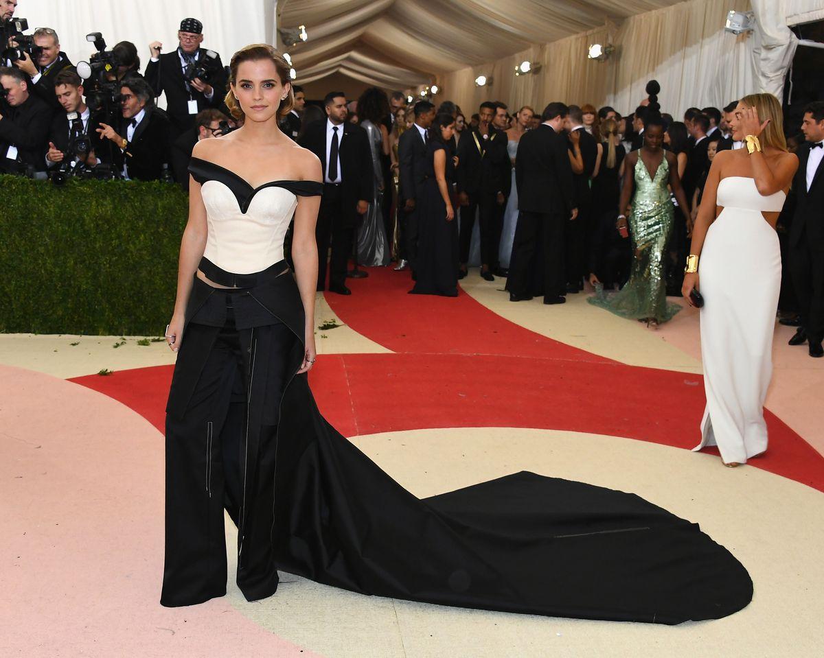 Emma Watson Met Gala Outfit