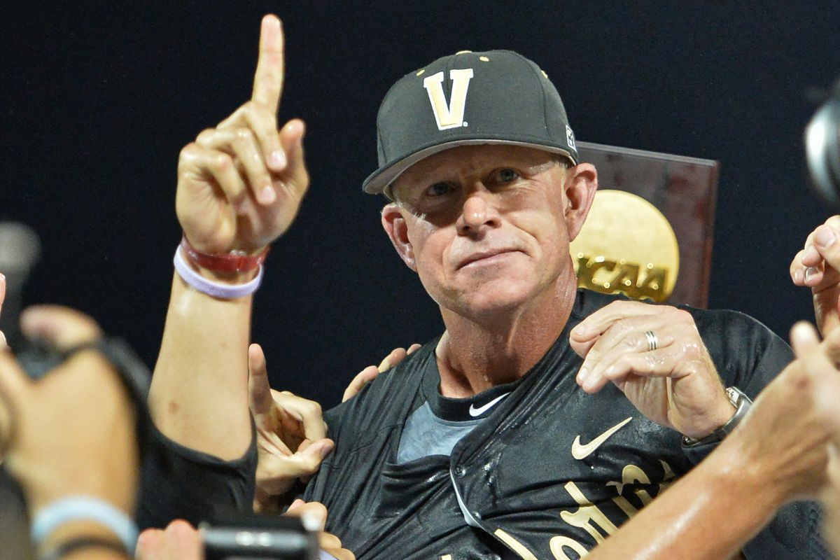 This is Tim Corbin's elated face.
