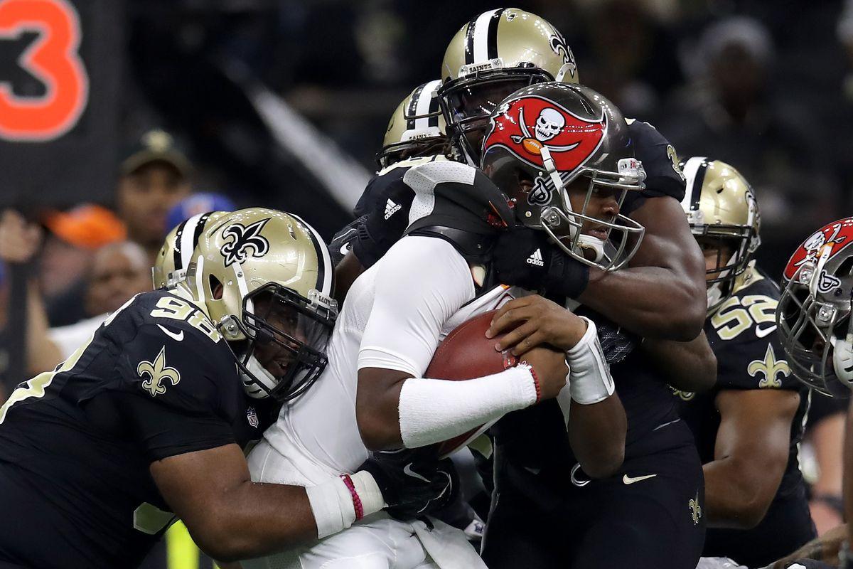 Tampa Bay Buccaneers v New Orleans Saints