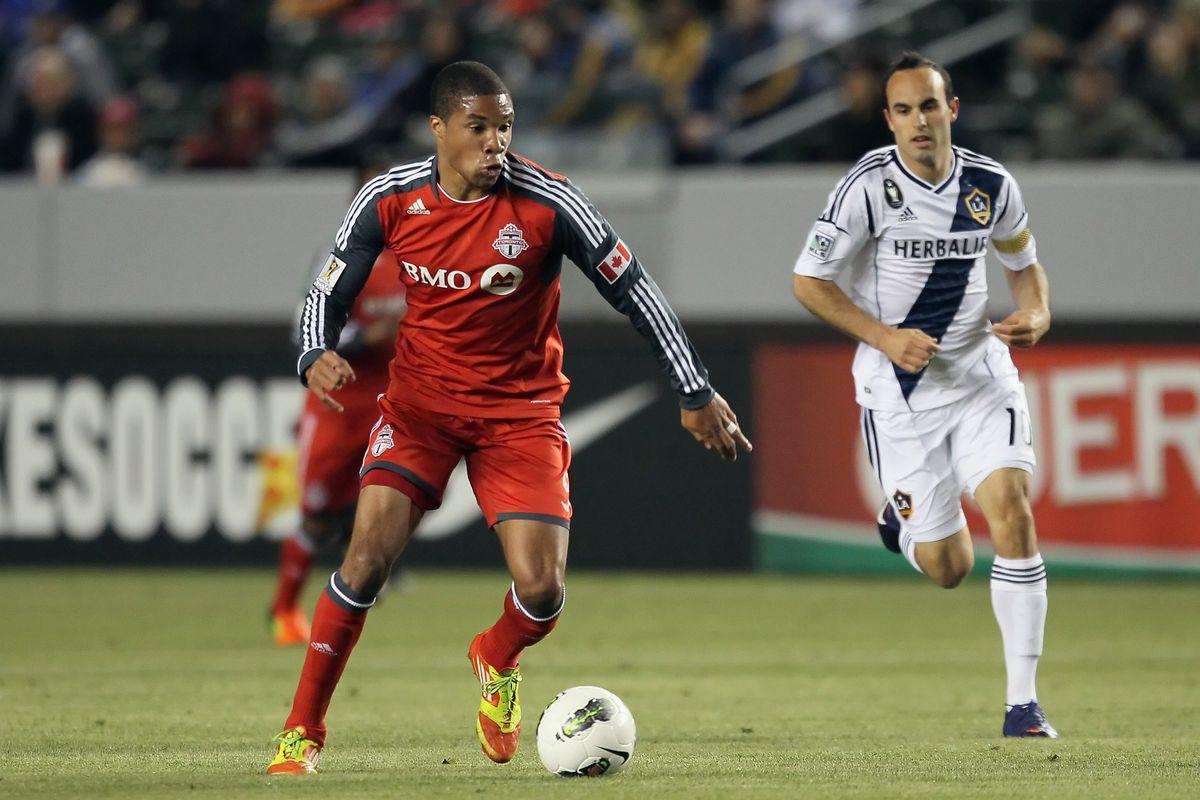 CONCACAF Champions League - Toronto FC v Los Angeles Galaxy