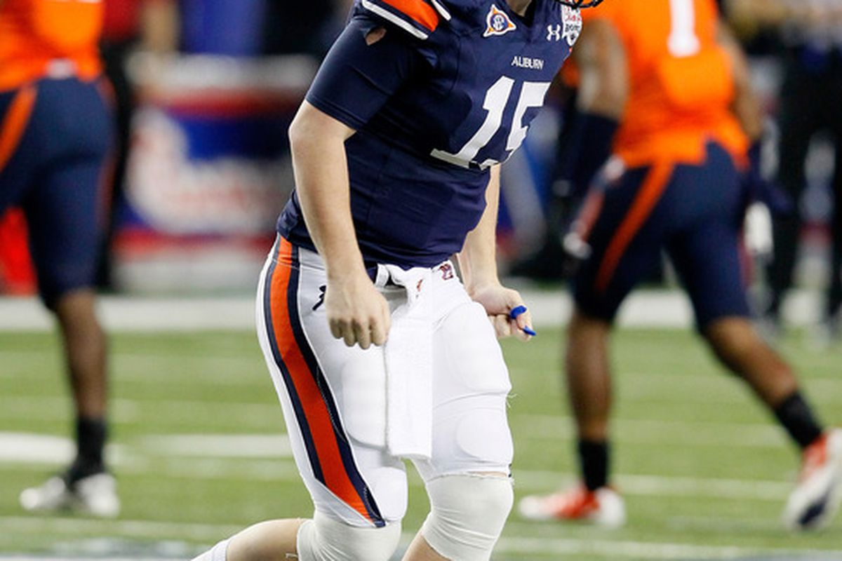 A lot will depend on whether Clint Moseley (pictured) or Kiehl Frazier is taking the snaps.